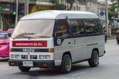 Van car postal Thaïlande Images stock