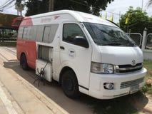 Van car postal Thaïlande Photo libre de droits