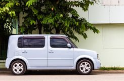 Van cars rectangular Stock Photos