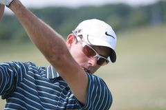 Van Charles Schwartzel (AFS) het Golf het Frans opent 2009 Royalty-vrije Stock Foto's