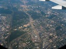 Van Chelyabinsk aan Moskou royalty-vrije stock afbeeldingen