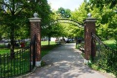 Van Cortlandt Парк 2 стоковое изображение