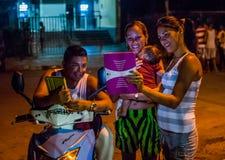 Van Cuba aan Wereld 5 Royalty-vrije Stock Afbeeldingen