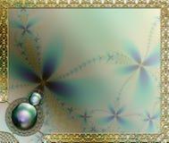 Van de achtergrond foto lay-outontwerp Stock Foto