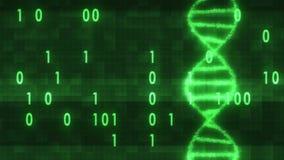 Van de de achtergrond moleculeillustratie van DNA het spiraalvormige beeld van de nieuwe mooie natuurlijke gezondheids koele aard stock illustratie
