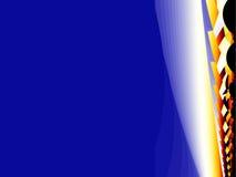 Van de achtergrond presentatie ontwerp Royalty-vrije Stock Afbeelding