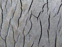 Van de van de achtergrond schorstextuur oude bruin patroonbarst voor ontwerp stock afbeeldingen