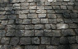 Van de achtergrond steen materiaal Stock Foto's