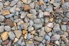 Van de achtergrond steenrots textuur Royalty-vrije Stock Foto