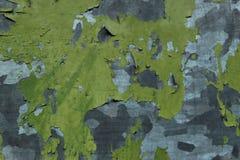 Van de de Achtergrond verfoppervlakte van metaalpilling de Textuur Fotoschot Royalty-vrije Stock Afbeeldingen