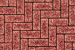 Van de bakstenen muur digitaal textuur malplaatje als achtergrond vector illustratie