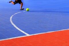 Van de bevloeringstegels van het Futsal plastic hof de textuurvloer royalty-vrije stock foto's