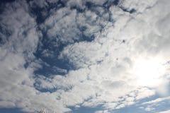 Van de de dagaard van Nice de lichte zon stock foto