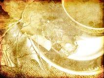 Van de de achtergrond juwelenmanier van de kunst kaart Royalty-vrije Stock Foto