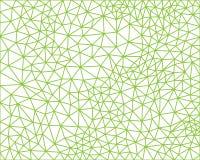 Van de de achtergrond tegelstof van de veelhoek het geometrische grafische dekking het patroon van het Abstracte behang vectorill Stock Afbeelding
