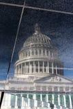 Van de de Bezinningstegel van Washington DCcatpiol Dark van de de Oppervlakte Ruwe Textuur Stock Foto's