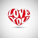 Van de de Dagkaart of Dekking van Valentine Ontwerp Royalty-vrije Stock Afbeelding