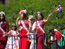Van de de Dagparade van Bronx van 2016 Dominicaans Deel 2 72 Stock Foto's