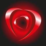 Van de de dagviering van valentijnskaarten 14 Februari Stock Foto's