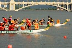 Van de de draakboot van Maleisië het festival 2011 Royalty-vrije Stock Foto