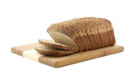 Van de de grondtarwe van de steen het broodbrood Royalty-vrije Stock Foto's