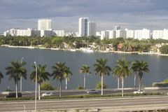 Van de de Horizondag van Miami Tijd 2 royalty-vrije stock afbeelding