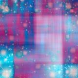Van de de inktfonkeling van de waterverf de lichtgevende achtergrond voor het scrapbooking en ambacht of art. vector illustratie