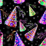 Van de de kleuren carnaval vakantie van GLB holyday de partijvector Stock Afbeeldingen