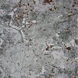 Van de de muurtextuur van Grunge de grijze achtergrond Royalty-vrije Stock Foto