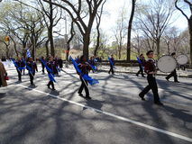 Van de de Onafhankelijkheidsdag van NYC Grieks de Parade 2016 Deel 2 11 Stock Afbeeldingen