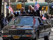 Van de de Onafhankelijkheidsdag van NYC Grieks de Parade 2016 Deel 2 25 Stock Afbeeldingen