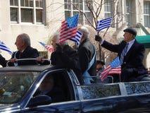 Van de de Onafhankelijkheidsdag van NYC Grieks de Parade 2016 Deel 2 29 Royalty-vrije Stock Afbeeldingen