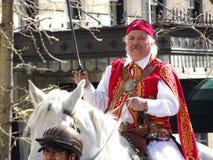 Van de de Onafhankelijkheidsdag van NYC Grieks de Parade 2016 Deel 2 70 Royalty-vrije Stock Fotografie