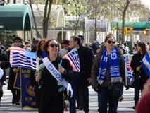 Van de de Onafhankelijkheidsdag van NYC Grieks de Parade 2016 Deel 3 58 Stock Foto's