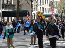 Van de de Onafhankelijkheidsdag van NYC Grieks de Parade 2016 Deel 4 46 Royalty-vrije Stock Fotografie