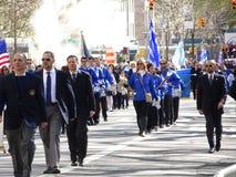Van de de Onafhankelijkheidsdag van NYC Grieks de Parade 2016 Deel 4 73 Royalty-vrije Stock Afbeelding