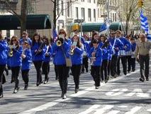 Van de de Onafhankelijkheidsdag van NYC Grieks de Parade 2016 Deel 4 80 Royalty-vrije Stock Afbeeldingen
