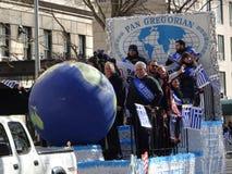 Van de de Onafhankelijkheidsdag van NYC Grieks de Parade 2016 Deel 5 59 Royalty-vrije Stock Foto's