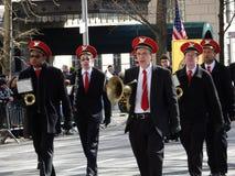 Van de de Onafhankelijkheidsdag van NYC Grieks de Parade 2016 Deel 5 63 Royalty-vrije Stock Afbeelding