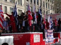 Van de de Onafhankelijkheidsdag van NYC Grieks de Parade 2016 Deel 5 64 Royalty-vrije Stock Afbeeldingen