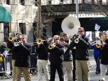 Van de de Onafhankelijkheidsdag van NYC Grieks de Parade 2016 Deel 5 80 Royalty-vrije Stock Foto