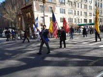 Van de de Onafhankelijkheidsdag van NYC Grieks de Parade 2016 Deel 5 87 Stock Foto's