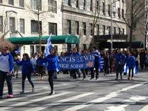 Van de de Onafhankelijkheidsdag van NYC Grieks de Parade 2016 Deel 5 90 Stock Fotografie