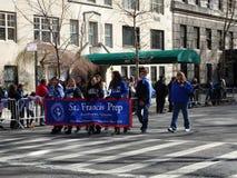 Van de de Onafhankelijkheidsdag van NYC Grieks de Parade 2016 Deel 5 92 Royalty-vrije Stock Foto's