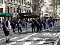 Van de de Onafhankelijkheidsdag van NYC Grieks de Parade 2016 Deel 6 6 Stock Foto