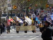 Van de de Onafhankelijkheidsdag van NYC Grieks de Parade 2016 Deel 6 7 Royalty-vrije Stock Fotografie