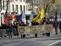 Van de de Onafhankelijkheidsdag van NYC Grieks de Parade 2016 Deel 6 32 Stock Fotografie