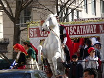 Van de de Onafhankelijkheidsdag van NYC Grieks de Parade 2016 Deel 6 57 Stock Foto's