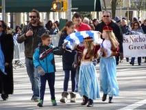 Van de de Onafhankelijkheidsdag van NYC Grieks de Parade 2016 Deel 6 73 Royalty-vrije Stock Foto