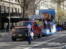 Van de de Onafhankelijkheidsdag van NYC Grieks de Parade 2016 Deel 6 83 Stock Foto
